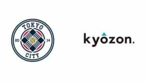 TCFCとkyozon.のロゴ